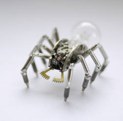Spider No 24 by AMechanicalMind