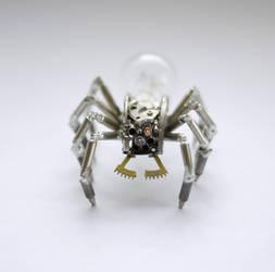 Spider No 24 (II) by AMechanicalMind