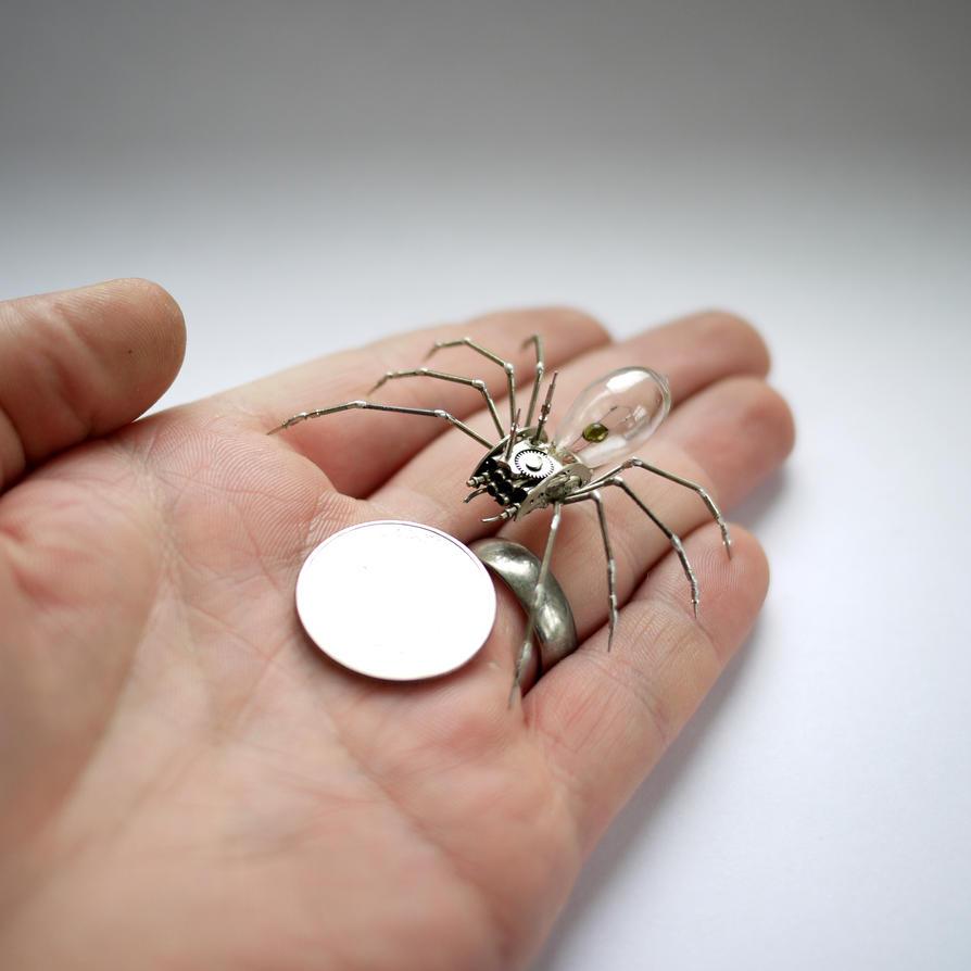 Spider No 27 (II) by AMechanicalMind