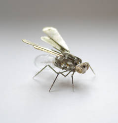 Mechanical Hornet by AMechanicalMind
