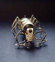 Mechanical Arthropod Creeper by AMechanicalMind