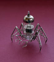 Vacuum Spider No 7 by AMechanicalMind