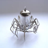 Vacuum Arachnid No 8 by AMechanicalMind