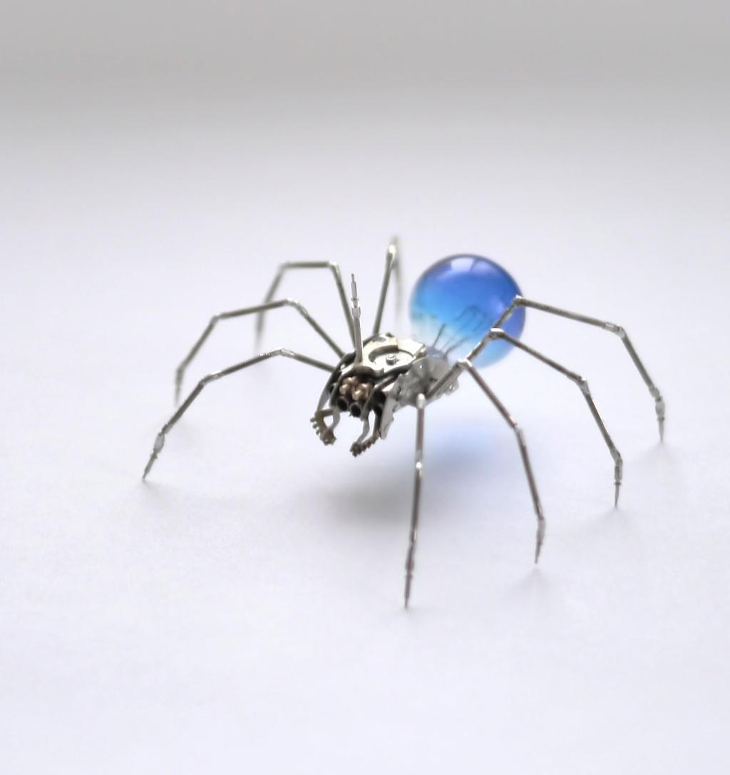 Spider41 1 by AMechanicalMind