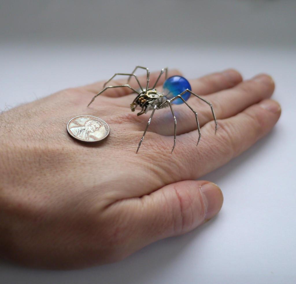 Spider41 9 by AMechanicalMind