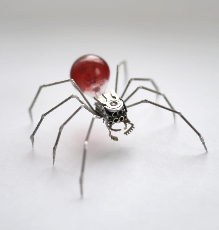 Spider42 1 by AMechanicalMind