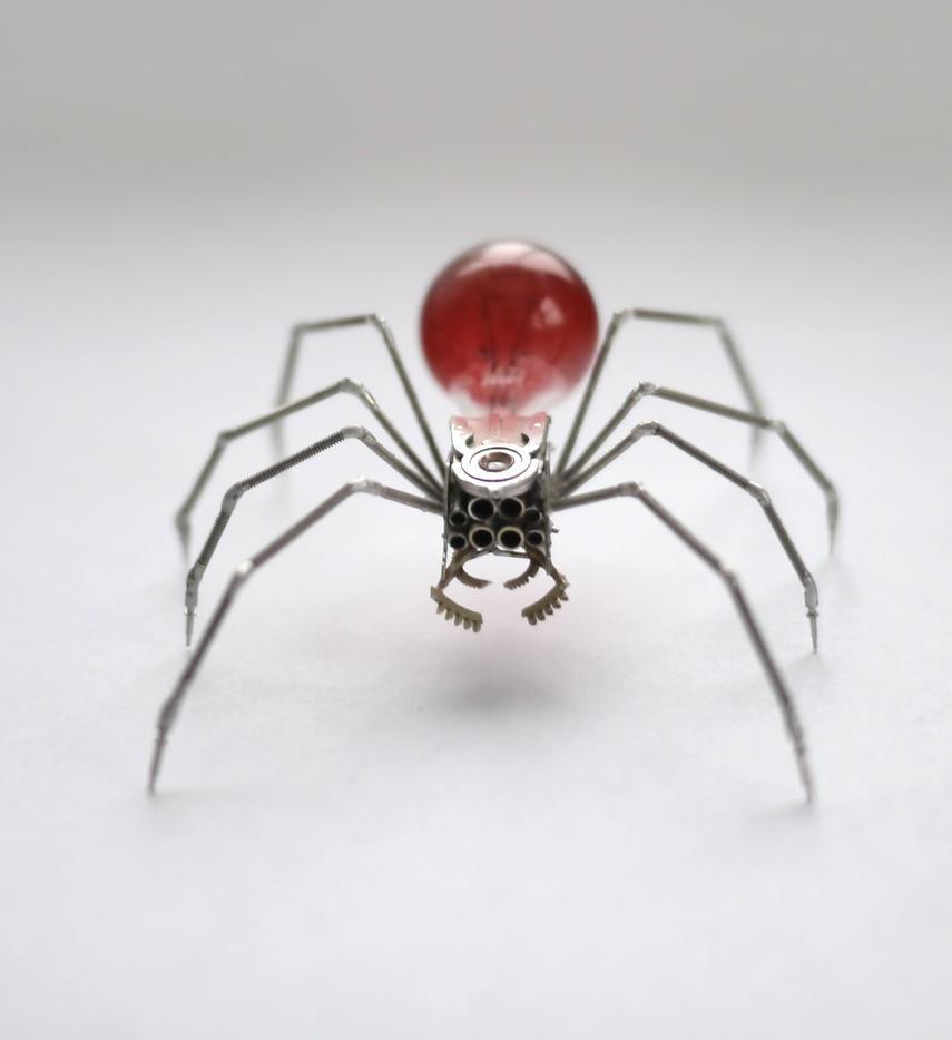 Spider42 2 by AMechanicalMind