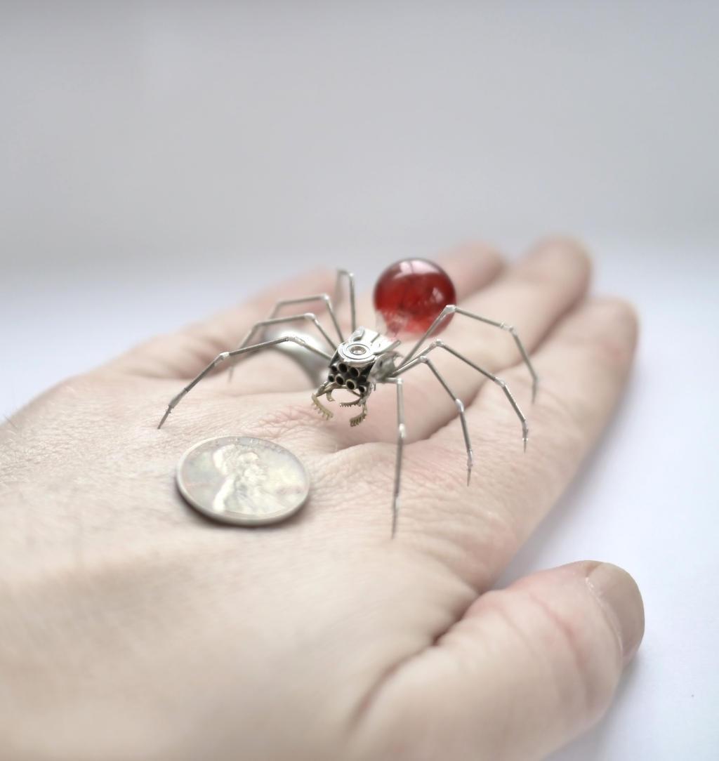 Spider42 9 by AMechanicalMind