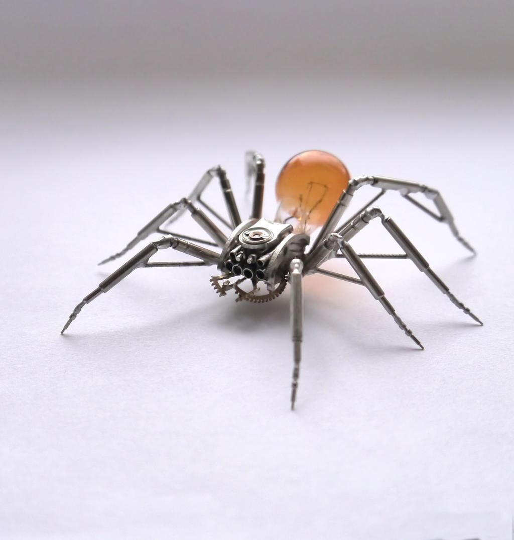 Spider 43 1 by AMechanicalMind