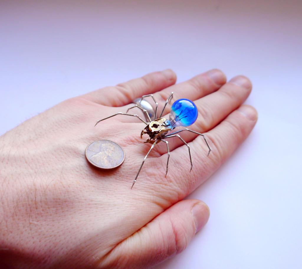 Watch Parts Spider No 47 (III)