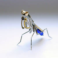 Watch Parts Mantis No 26 by AMechanicalMind