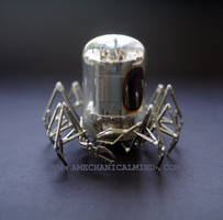Vacuum Tube and Watch Parts Spider