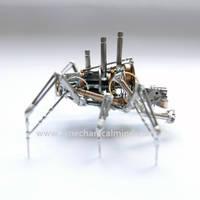 Splicer (II) by AMechanicalMind