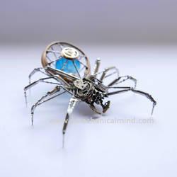 Queen Spider by AMechanicalMind
