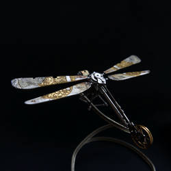 Watch Parts Dragonfly No 23