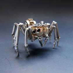 Watch Parts Jumping Spider No 1 (II)
