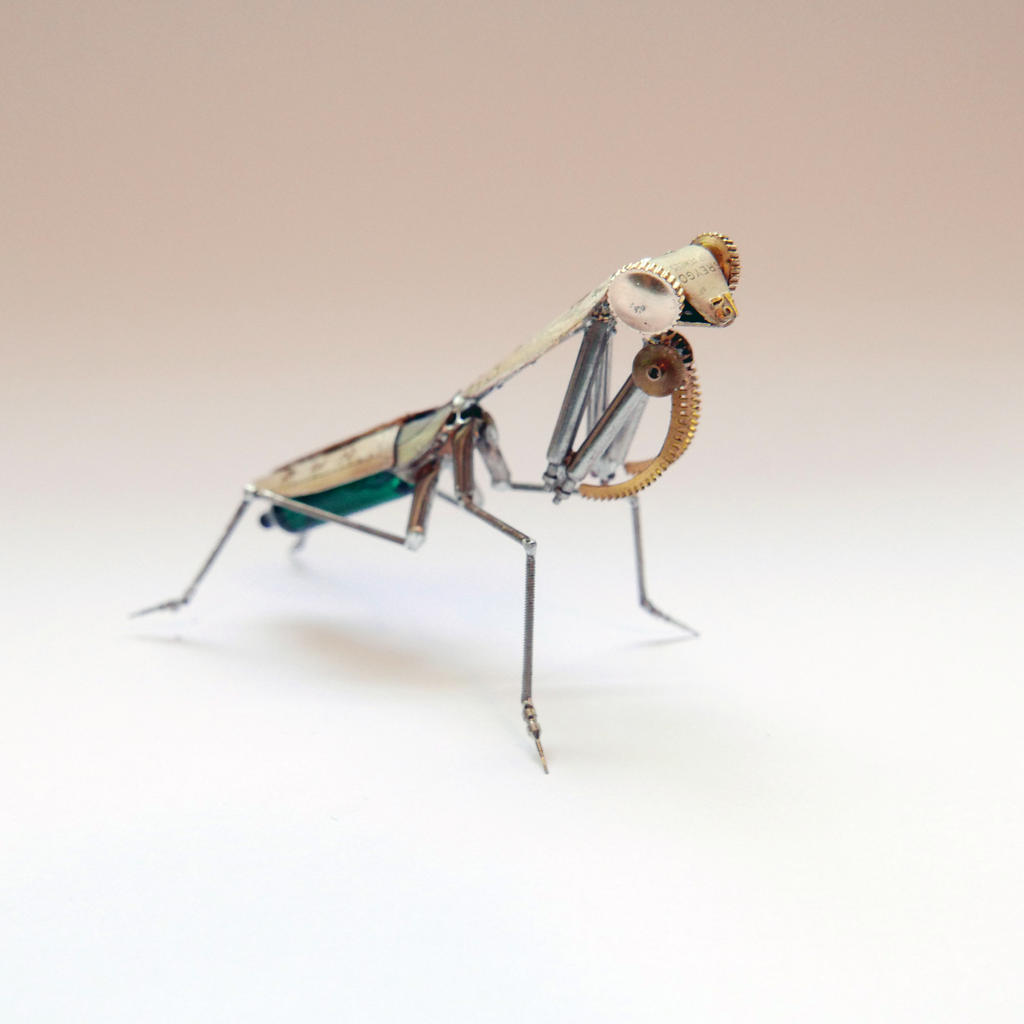 Watch Parts Mantis No 43 by AMechanicalMind