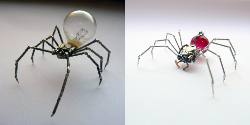 Watch Parts Spider Evolution 2012-2018 by AMechanicalMind