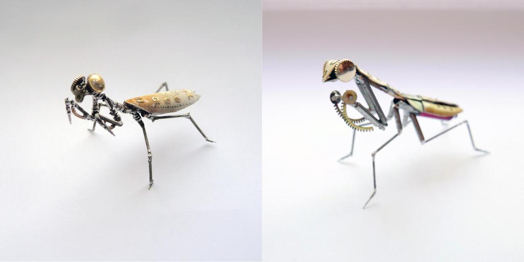 Watch Parts Mantis Evolution 2012-2018 by AMechanicalMind