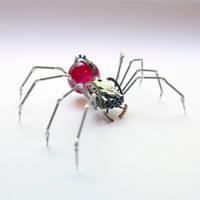 Watch Parts Spider No 94 by AMechanicalMind