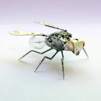 Watch Parts Wasp No 5 by AMechanicalMind