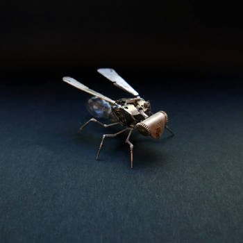 Watch Parts Wasp No 6 by AMechanicalMind