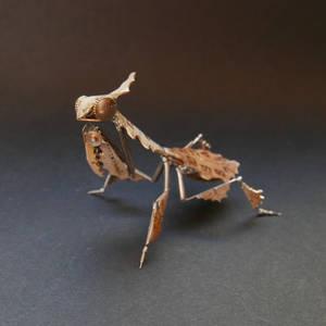 Watch Parts Ghost Mantis (Mantis No 50)