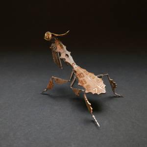 Watch Parts Ghost Mantis (Mantis No 50) II