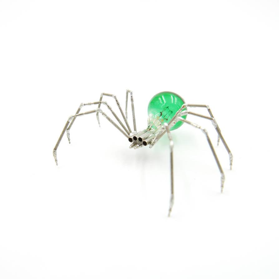 Watch Parts Spider No 99 by AMechanicalMind