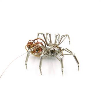 Watch Parts Spider No 100 (II) by AMechanicalMind