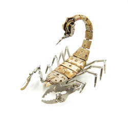 Mechanical Watch Parts Scorpion No 14 by AMechanicalMind
