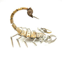 Mechanical Watch Parts Scorpion No 14 (II) by AMechanicalMind