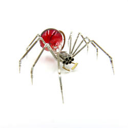 Watch Parts (and light bulb) Spider No 103