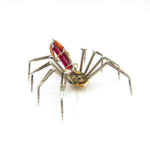 Spider No 115 watch parts, christmas bulb