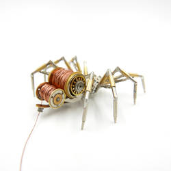 Watch Parts Spider No 117 (rear)