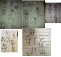 Prison Island Characters