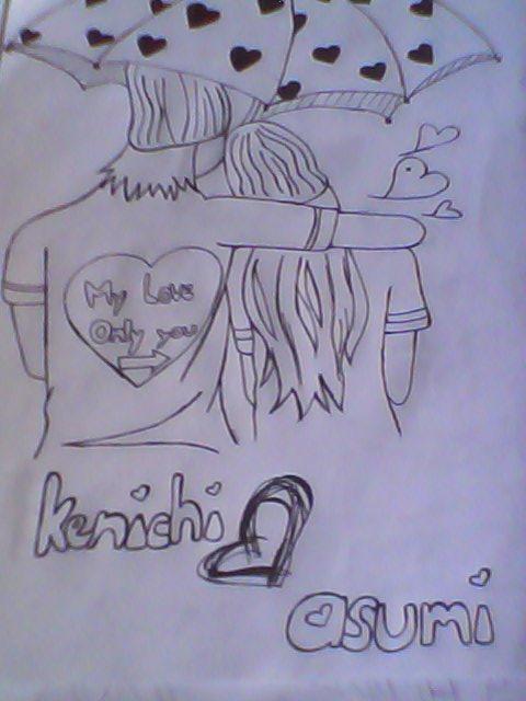 Kenichi xXx Asumi by annixinna