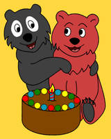 Happy Bearday !!! by Musqux