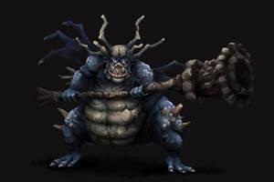 Asylum Demon - Dark Souls