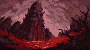 Blood Landscape