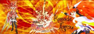Kanade Amou Cover to Facebook
