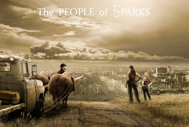 The People of Sparks - The City