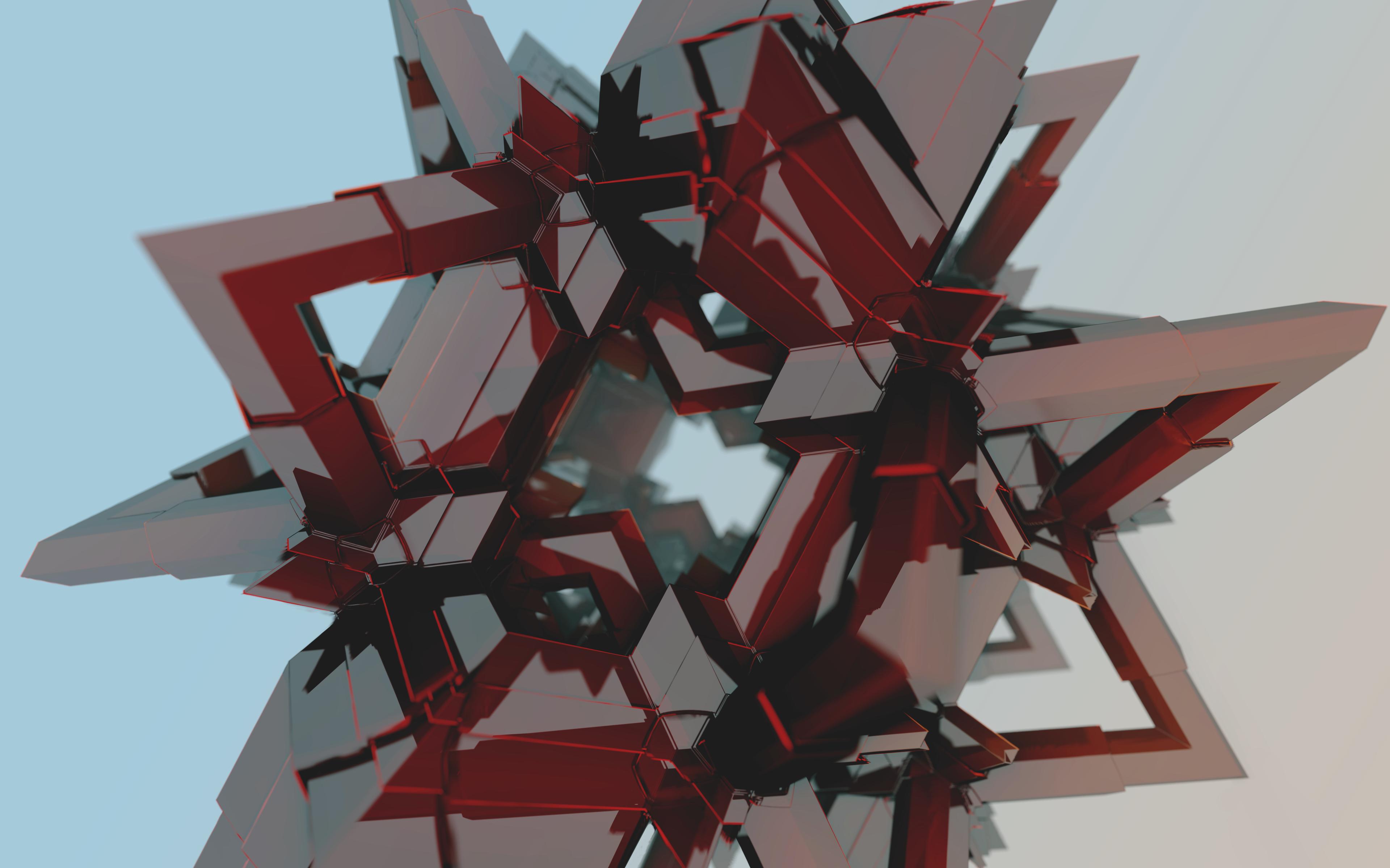 Crystal Virus by b33rheart