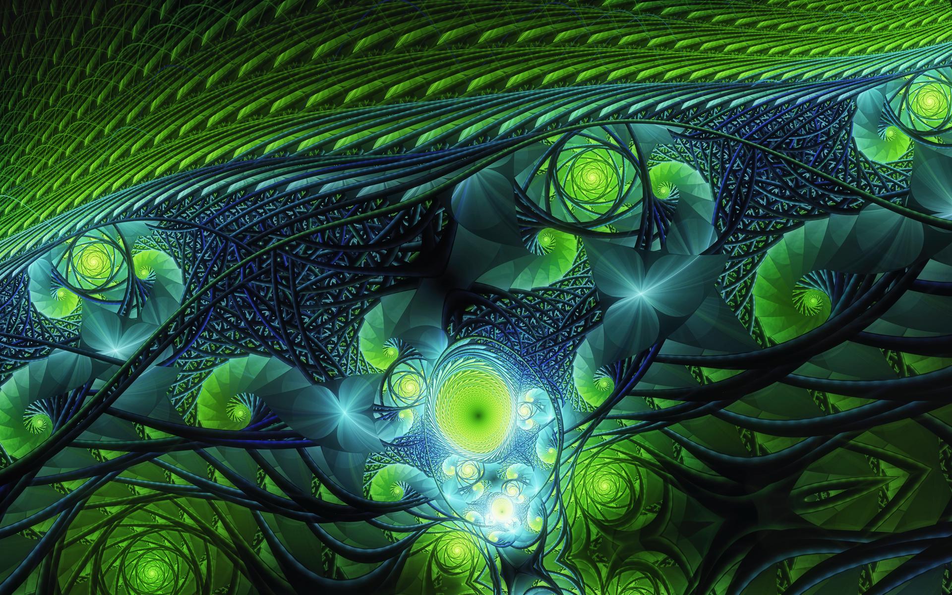 Tendrilscape by b33rheart