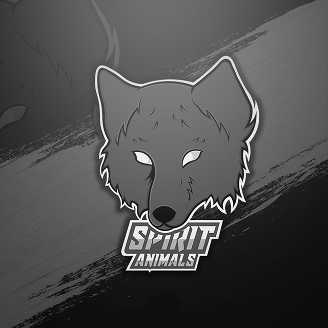 Mascot logo for SPIRIT ANIMALS TEAM! Order yours! by Qeesec