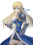 Jeanne Kaguya D Arc Render