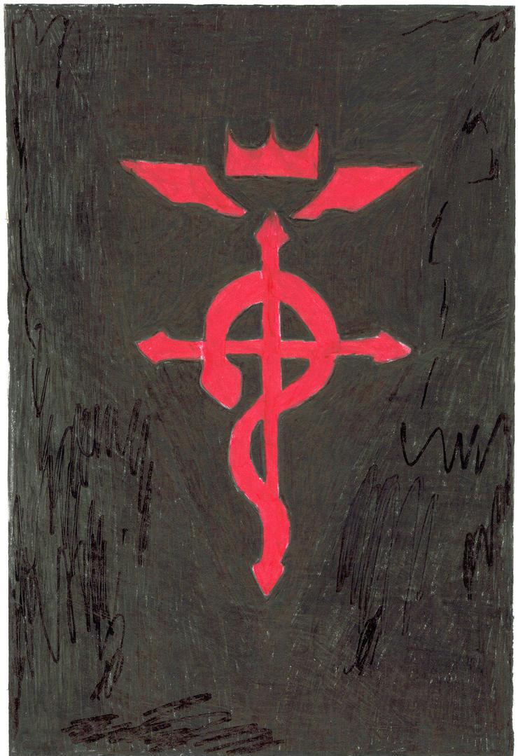 Fullmetal Alchemist Symbol By Darkpanther00 On Deviantart