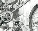 Portfolio 4 RISD bike drawing