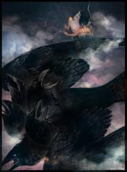 Beware the Bird by Lumichi