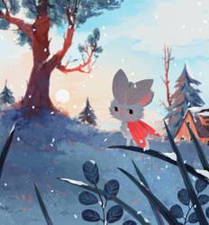 Winter Mousemoth